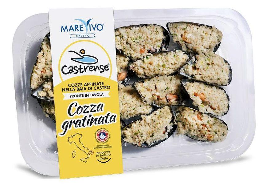 cozza gratin CASTRENSE